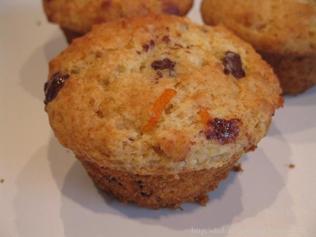 muffins opskrifter chokolade