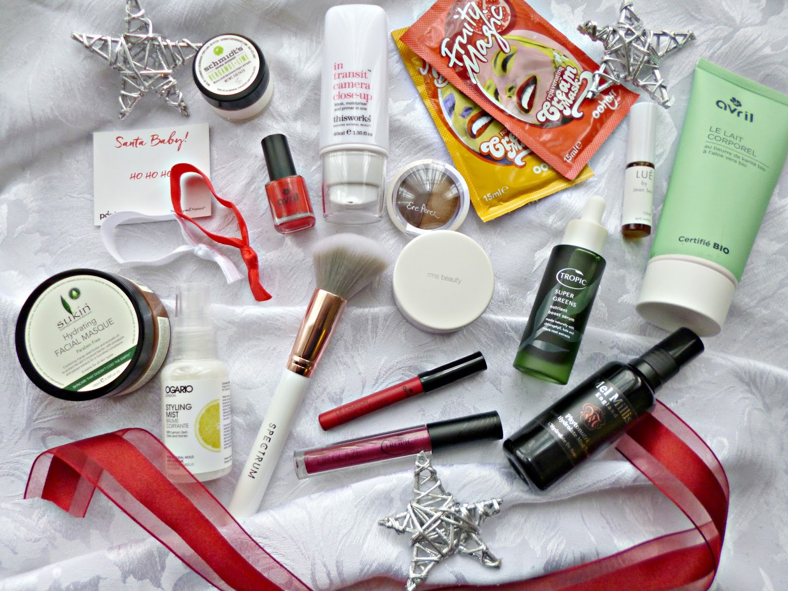 Party prep beauty – Skincare, body care and makeup