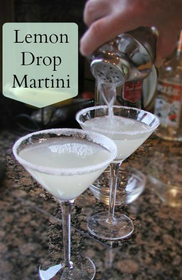 Best Lemon Drop Martini Recipe