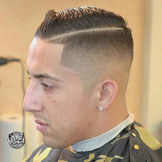 Side Fade for Thin Hairs