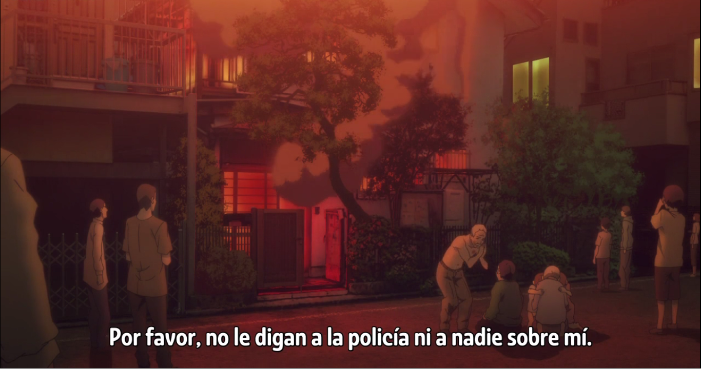 Inuyashiki Last Hero Review Capitulo 3 Incendio