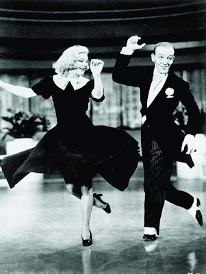 Swing Time 1936 Fred Astaire Ginger Rogers Image 5