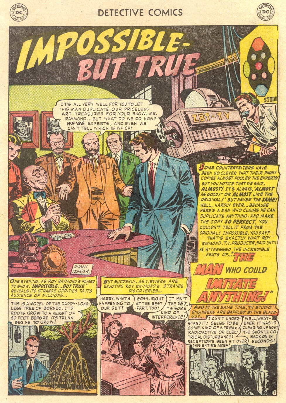 Read online Detective Comics (1937) comic -  Issue #186 - 17