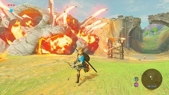 The Legend of Zelda Breath of the Wild-screenshot01-power-pcgames.blogspot.co.id