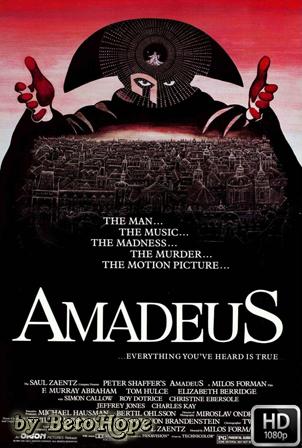 Amadeus [1984] [Latino-Ingles] HD 1080P [Google Drive] GloboTV