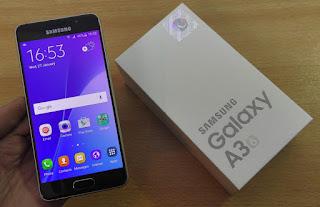 Firmware Stock ROM Samsung Galaxy A3