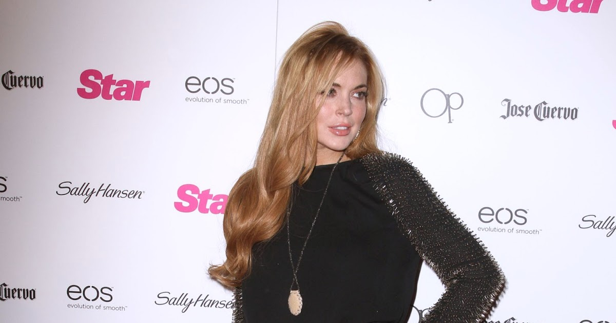 Lindsay Lohan Attends Star Magazine's 'All Hollywood ...