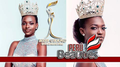 Miss Grand Tanzania 2018