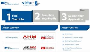 Astra Virtual Job Fair 2018