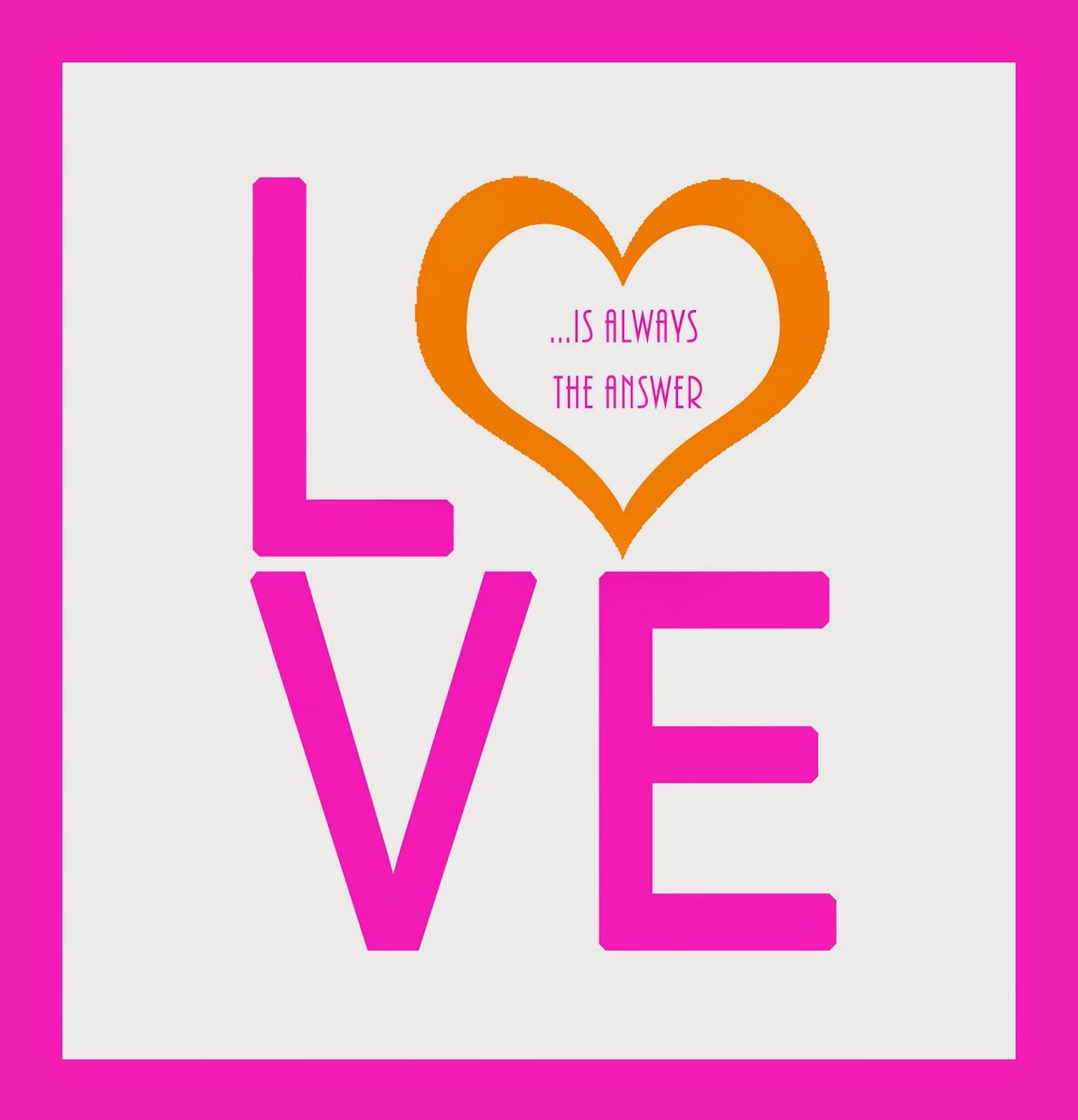Freude am Kochen - Love is always the answer