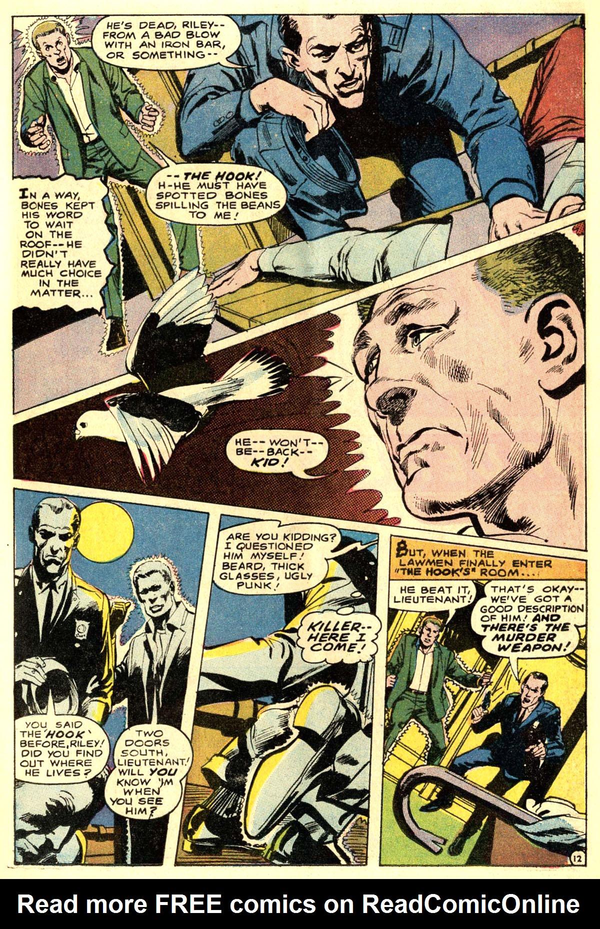 Strange Adventures (1950) issue 210 - Page 17