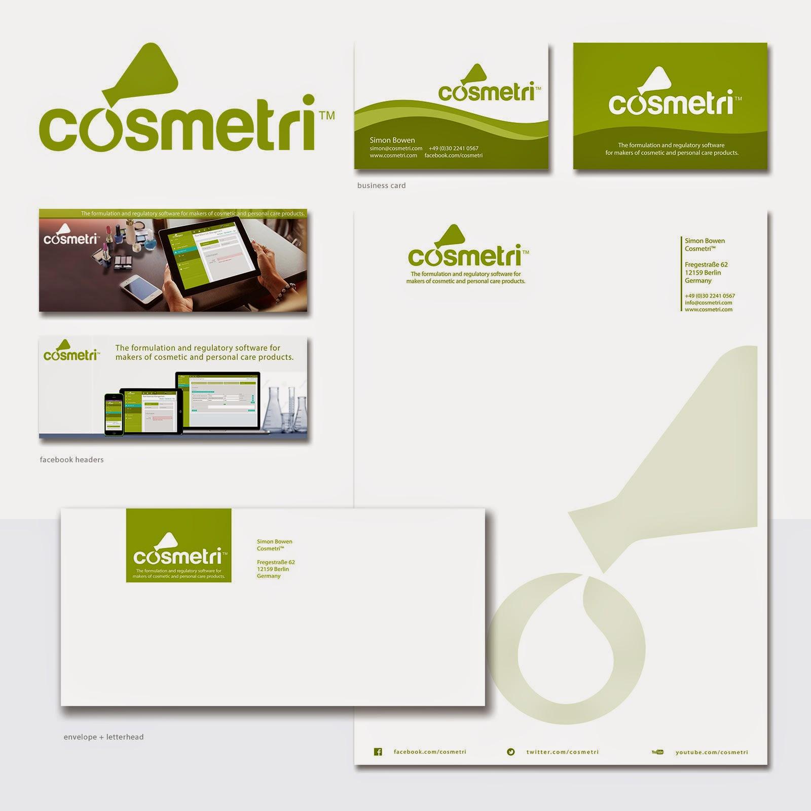 Cosmetri materials