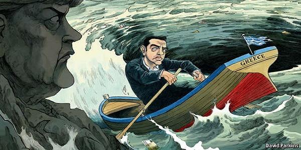 Η Ελλάδα, ένα μικρό καΐκι στον φουρτουνιασμένο ωκεανό: Το τέλος είναι αναπόφευκτο;