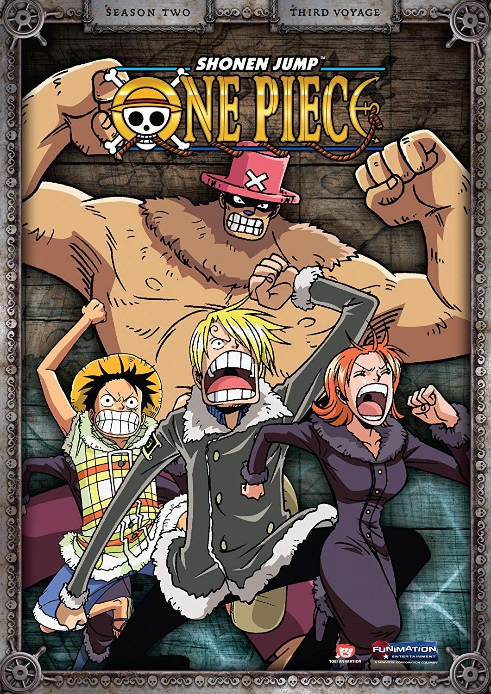 One Piece วันพีช ซีซั่น 2 มุ่งสู่แกรนด์ไลน์ ตอนที่ 53-76 พากย์ไทย