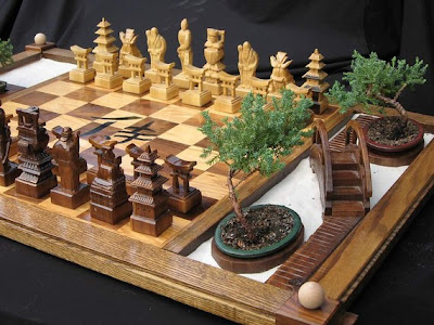 Cool and Unusual Chess Sets (15) 8
