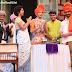Amir Khan in Chala Hawa Yeu Dya Marathi Show