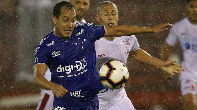 Cruzeiro vs Huracán EN VIVO ONLINE Fecha 4 de la Copa CONMEBOL Libertadores.
