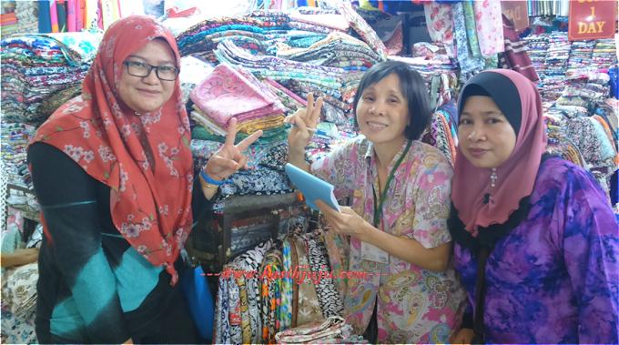 Pengalaman Membeli-belah di Pasar Ben Thanh, Ho Chi Minh