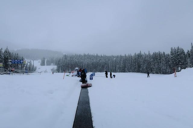 Lake Louise Ski Resort, Banff National Park, Alberta, Canada