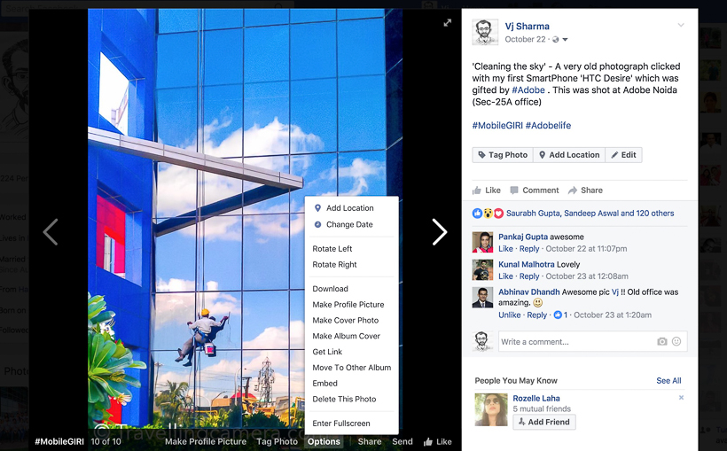 The art of embedding images is much underrated. Here we celebrate this trick that optimizes space utilization and helps consolidate your traffic.  How to embed Facebook, Twitter & Instagram images to your blog/website