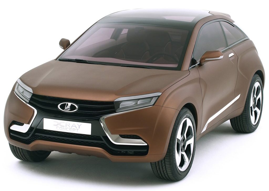 Lada XRay Concept - fixcars - Cars News Reviews New Used ...