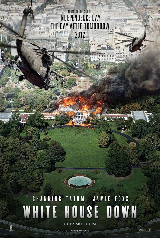 Nonton Film White House Down (2013)