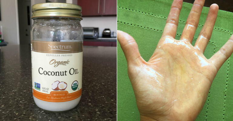 They Said That Coconut Oil Was Great For You
