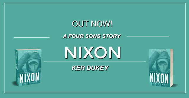 NIXON by Ker Dukey  @KerDukeyauthor @terriesin #AvailableNow #NewRelease #TheUnratedBookshelf #Review