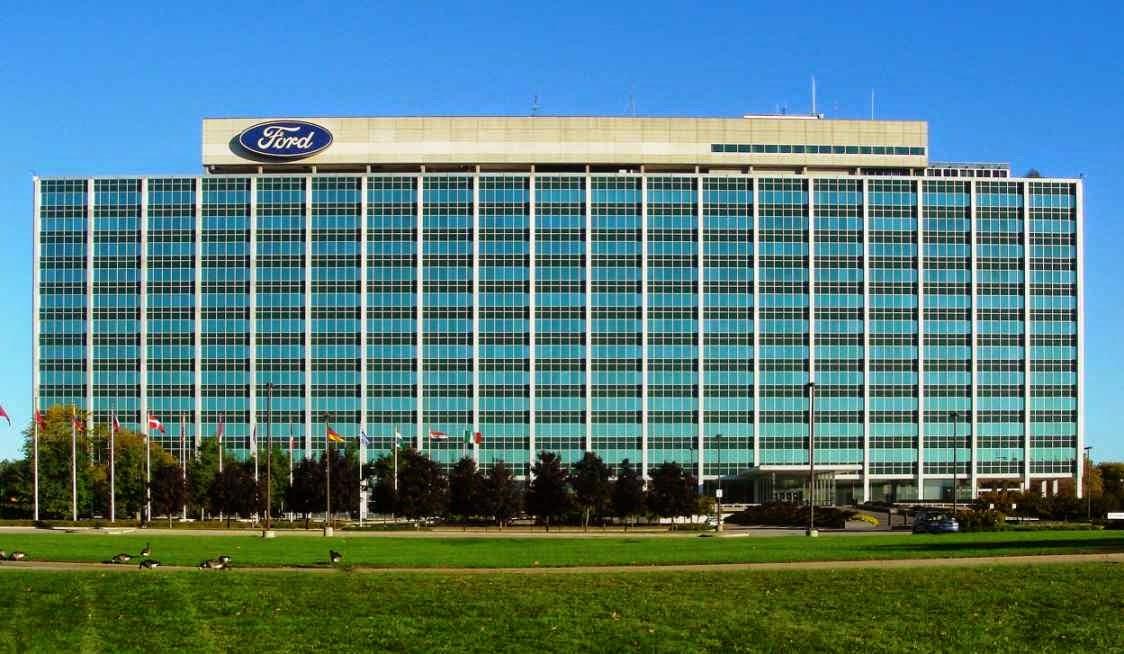 Ejemplo de empresa: Ford