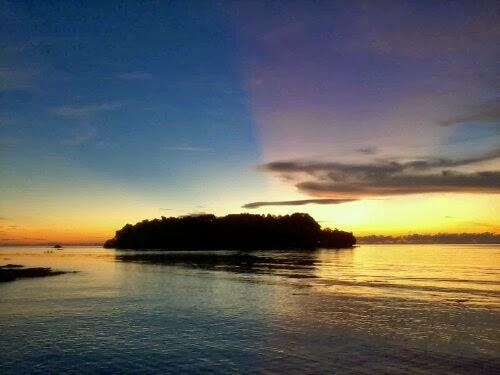 Gambar Pulau Dutungeng