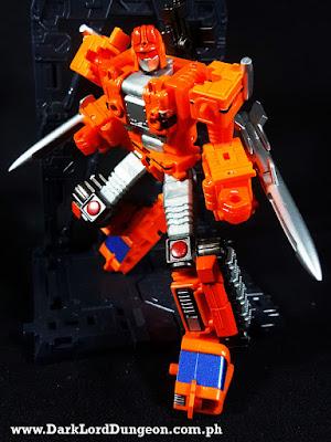 Missiletank Robo - Gobots Guardian Blaster