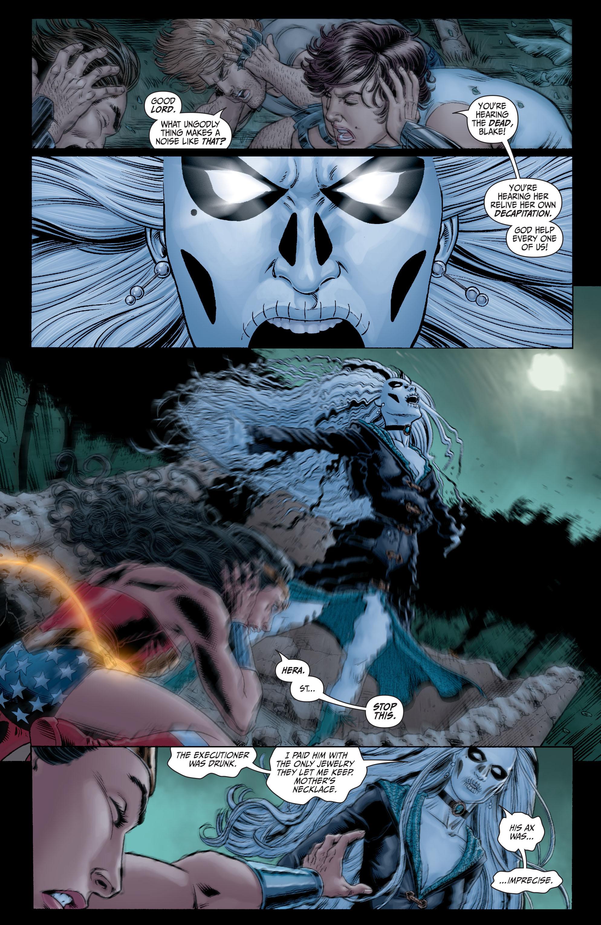Read online Secret Six (2008) comic -  Issue #12 - 12