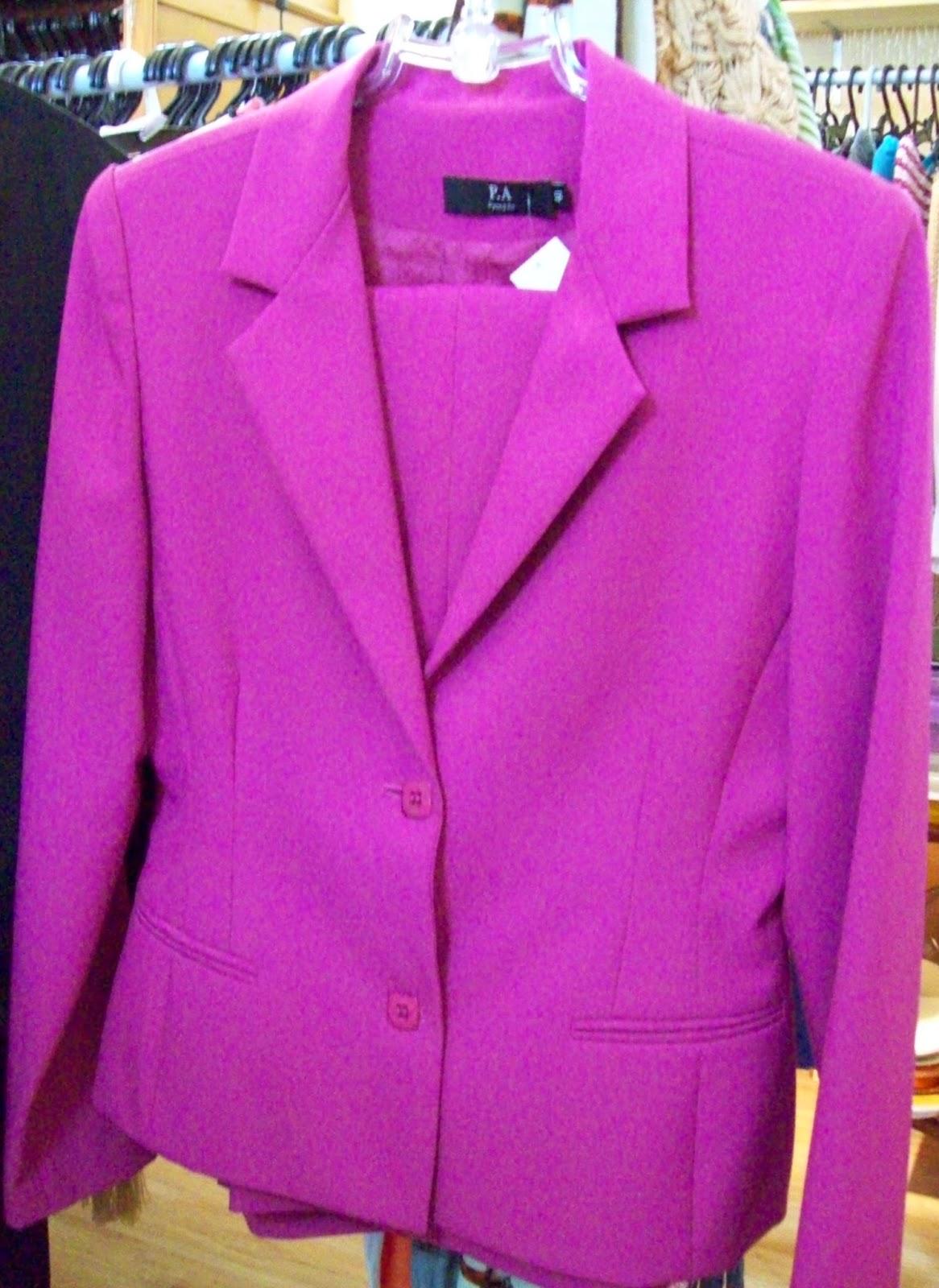 Terninho P.A, pink, tamanho 40