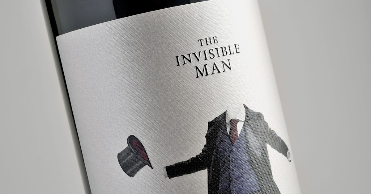 The Invisible Man 2014 on Packaging of the World