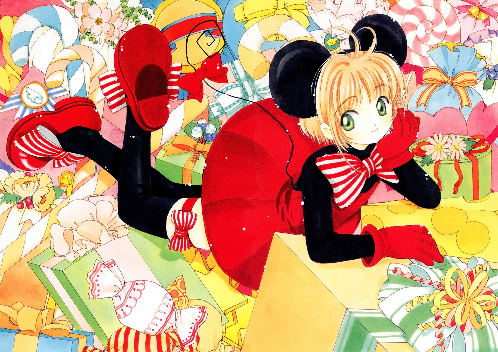 Anime! ^.^: Cardcaptor Sakura (Kinomoto Sakura)