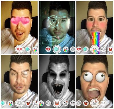 تحميل برنامج سناب شات النسخة الاخيرة Snapchat apk