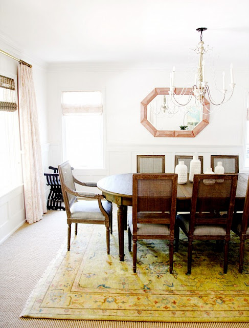 Green Street Dining Rooms Turned Into Home Offices: Green Street: A New Take On A Family's Napa Home