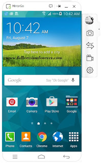 Free screen recorder for android no root no pc