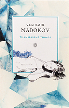 Transparent Things by Vladimir Nabokov book cover