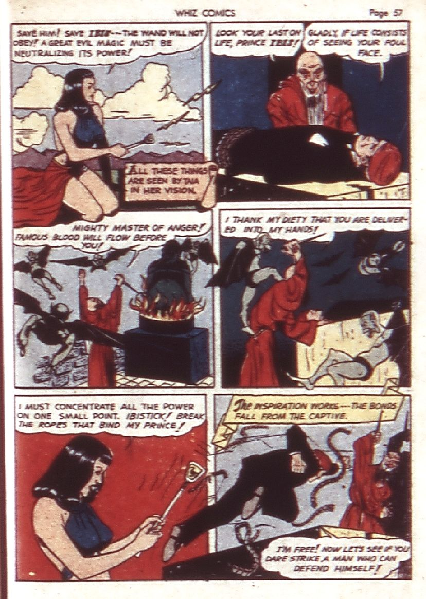 WHIZ Comics issue 23 - Page 59