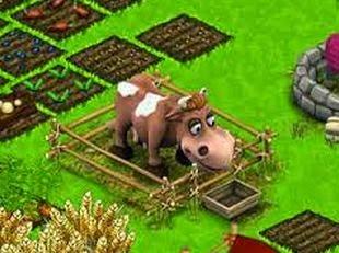 لعبة المزرعه السعيده