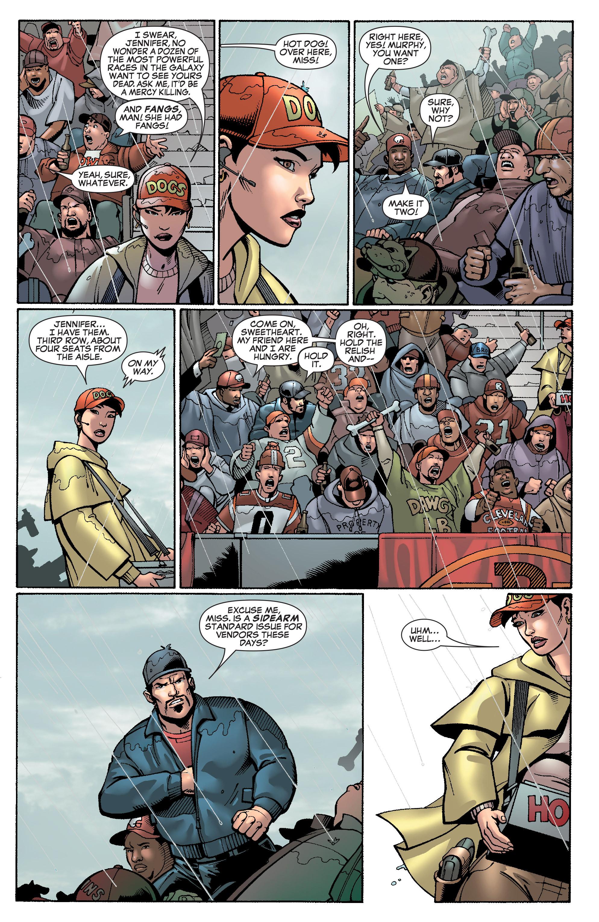 Read online She-Hulk (2005) comic -  Issue #28 - 12