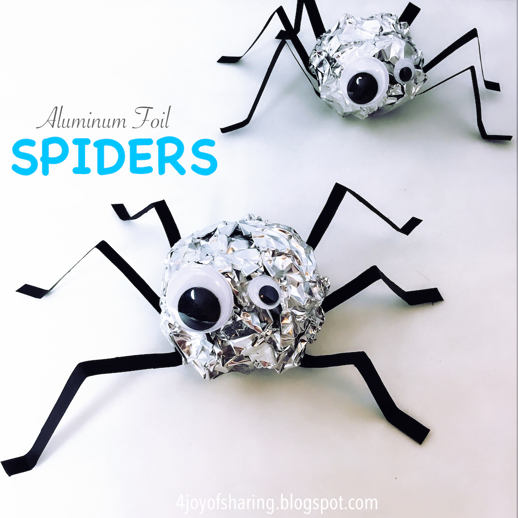 How To Make Spider Craft