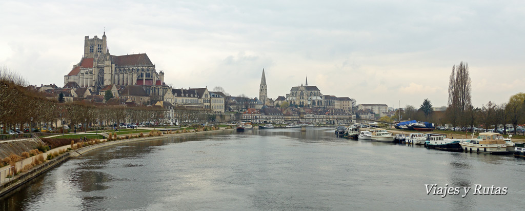 Auxerre, Francia