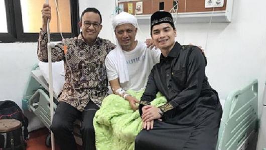 Sempat Sembuh dari Kanker, Arifin Ilham Kembali Dilarikan ke Rumah Sakit