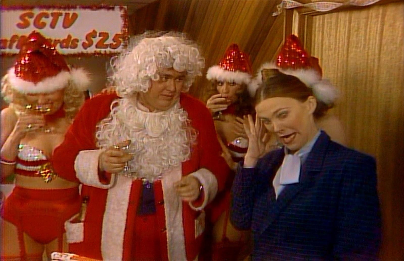 Christmas TV History: July 2017