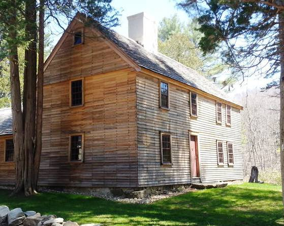 Antique Houses Of Gloucester And Beyond: PLANK FRAMES, SECRETS IN ...