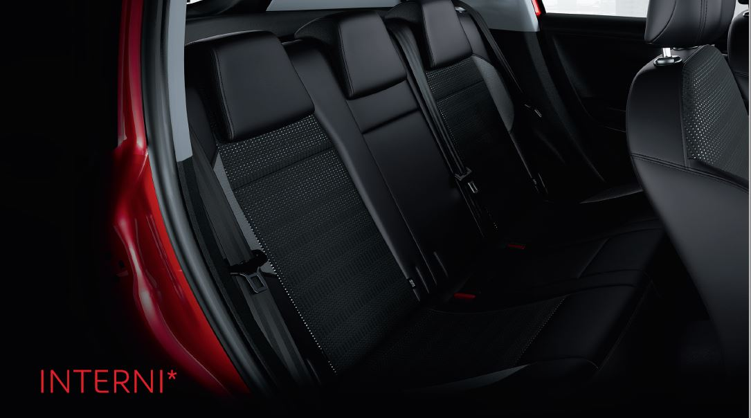 Dimensioni degli interni di Peugeot 2008