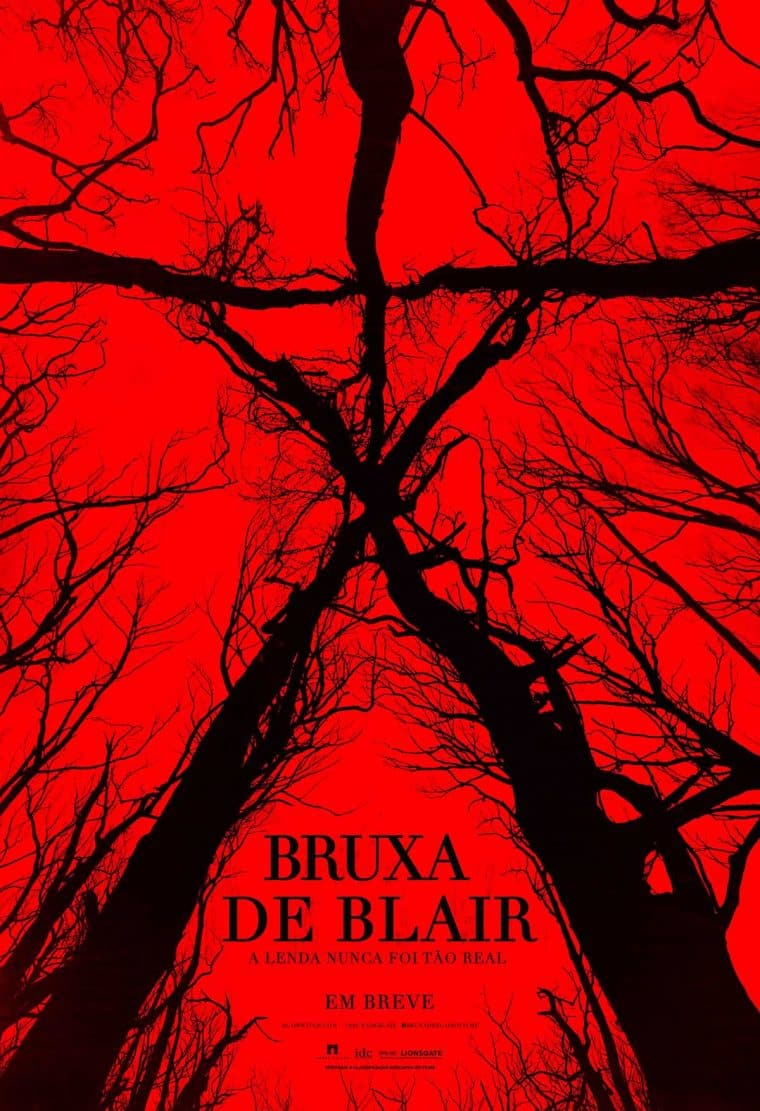 Bruxa de Blair Torrent – BluRay 720p e 1080p Dublado