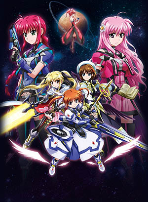 Nanoha reflection en México por cinepolis